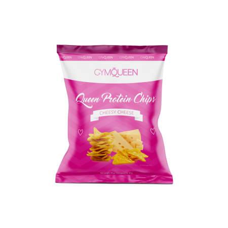 GymQueen Queen Protein Chips (50g)