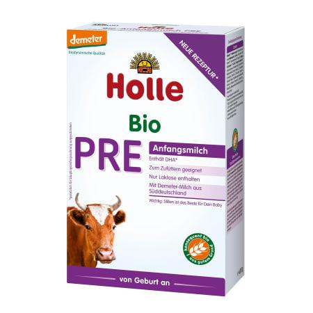 Bio PRE-Anfangsmilch, von Geburt an (400g)