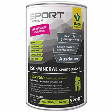 Iso-Mineral Lime (600g)