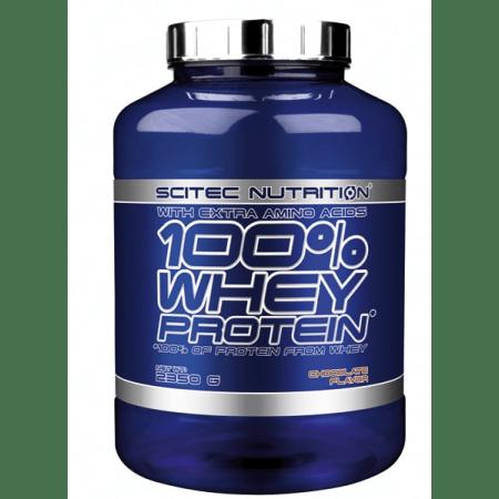100% Whey Protein Pulver (2350g)