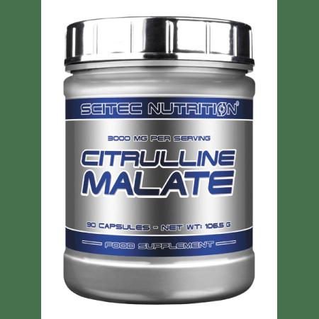 Citrulline Malate (90 Caps)