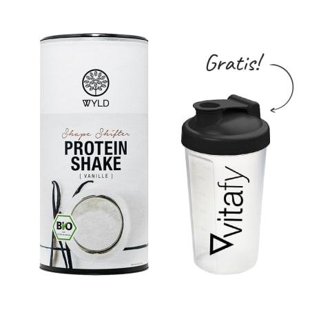 Bio Protein Shape Shifter (450g) + GRATIS Vitafy Shaker (600ml)