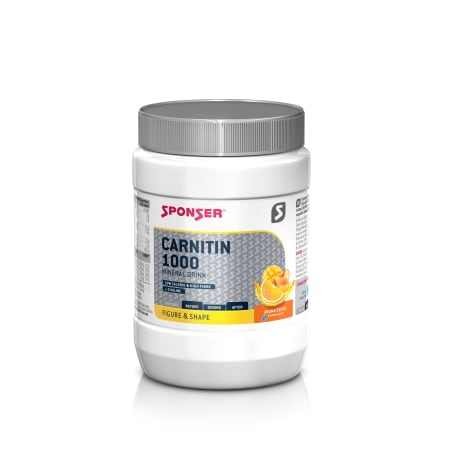 Fit & Well Carnitin 1000 Mineraldrink (400g)