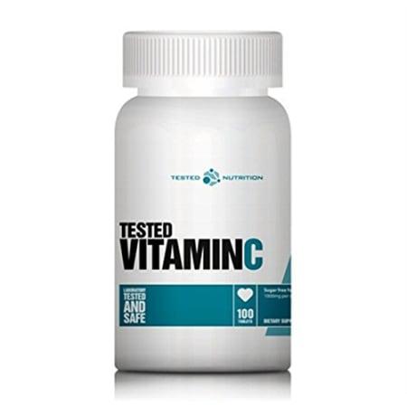 Tested Vitamin C (100 tabs)