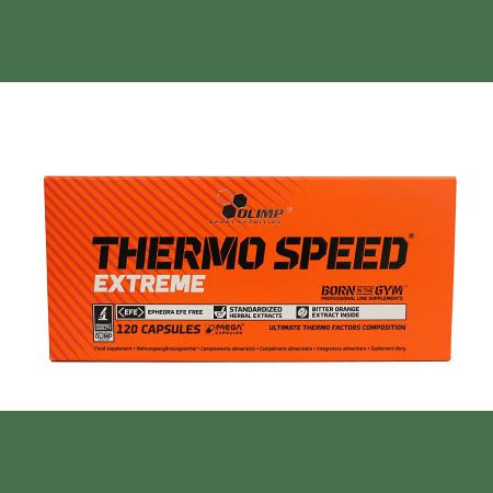 Thermo Speed Extreme Mega Caps (120 Kapseln)