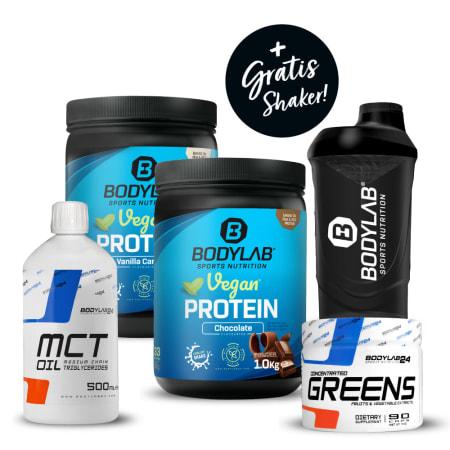 Vegan FIT & HEALTHY Pack