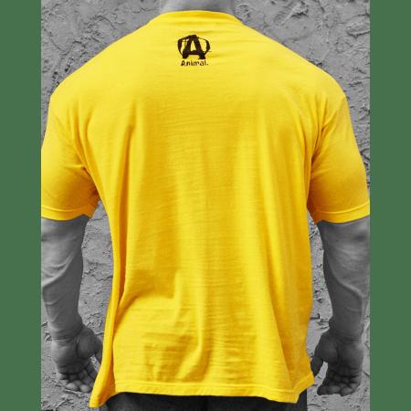 Animal Iconic Shirt Yellow