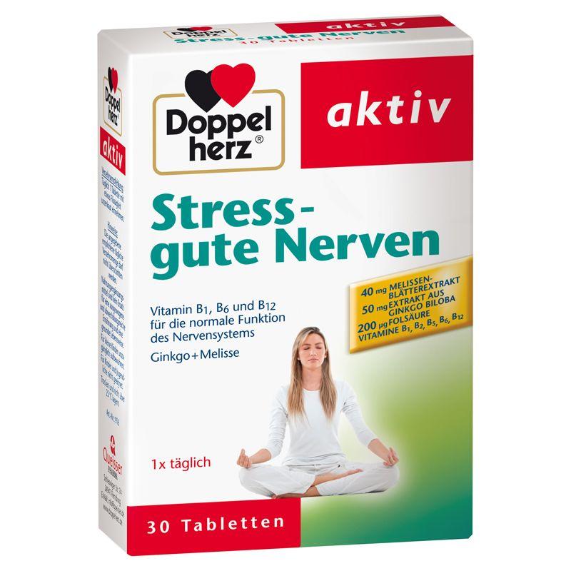 Stress - gute Nerven (30 Tabletten)