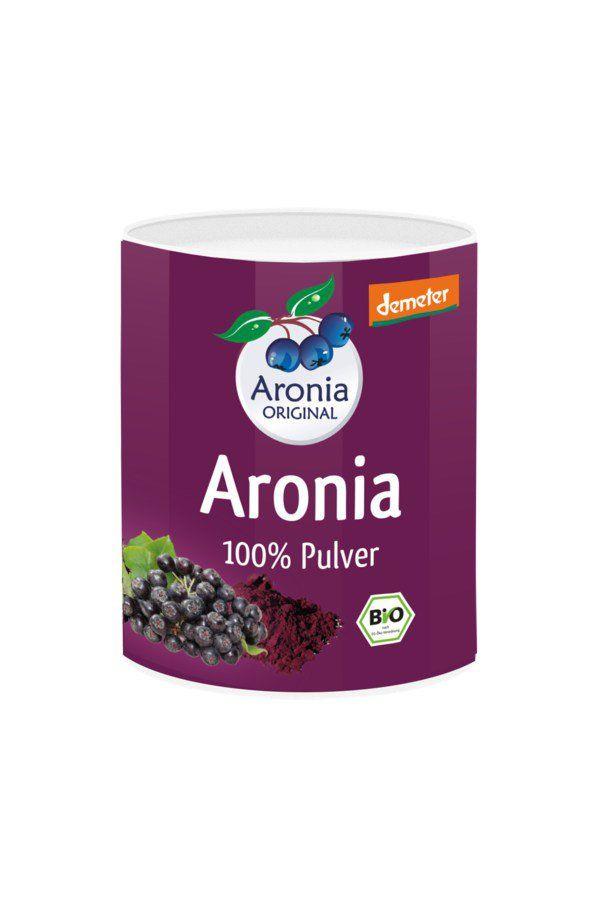 Bio Aroniabeeren Pulver (100g)