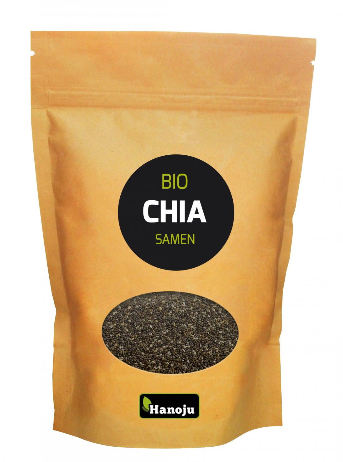 Bio Chia Samen (1000g)