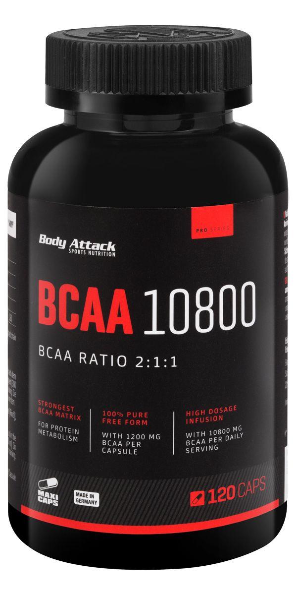 BCAA 10800 (120 Kapseln)