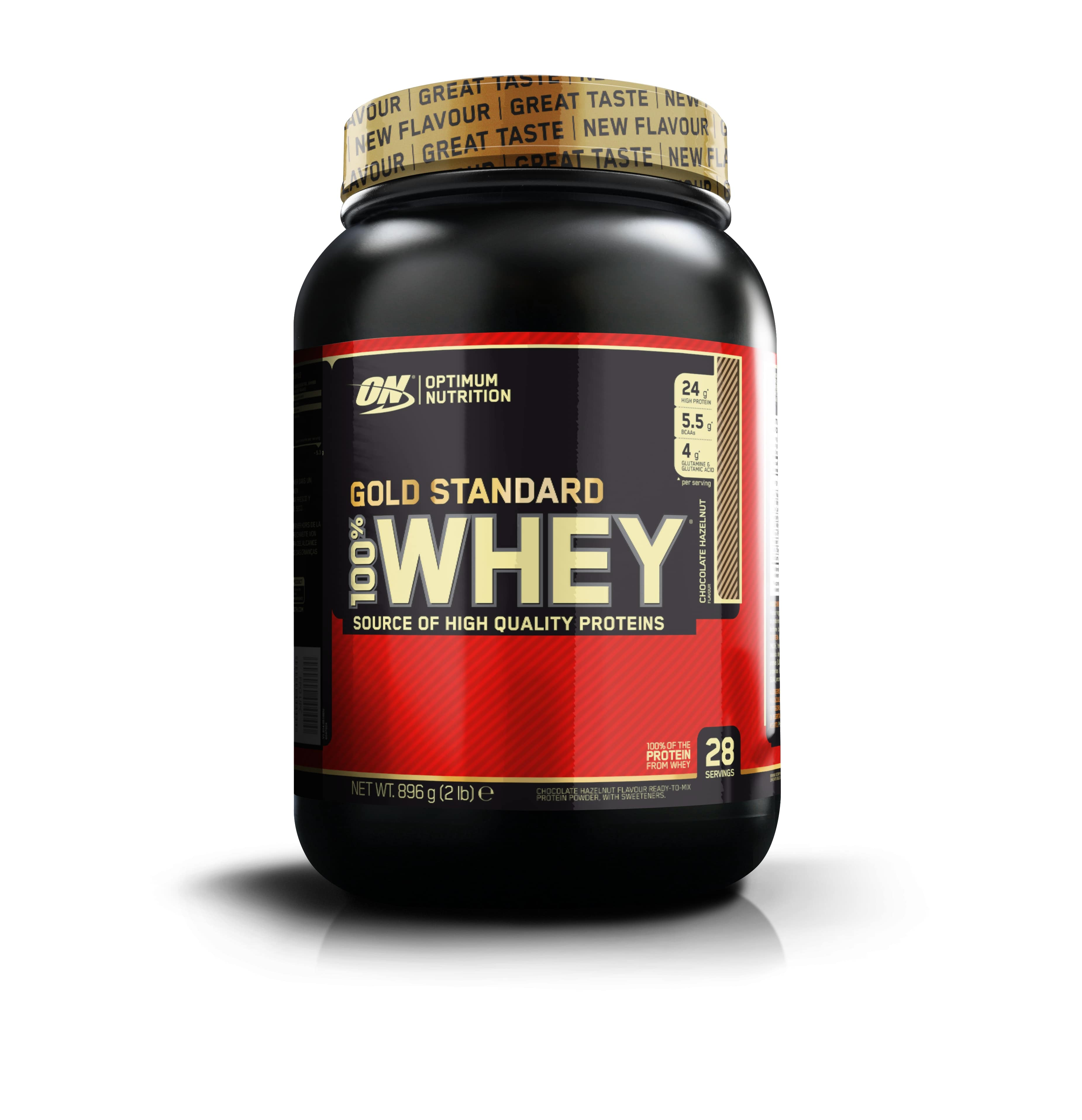 100% Whey Gold Standard - 908g - Cookies Cream