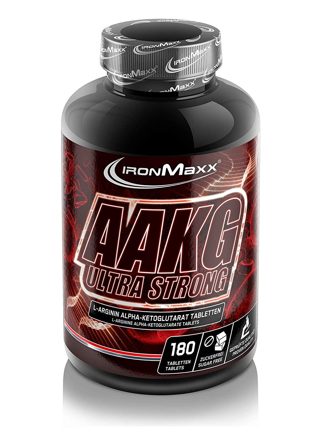 AAKG Ultra Strong (180 Tabletten)