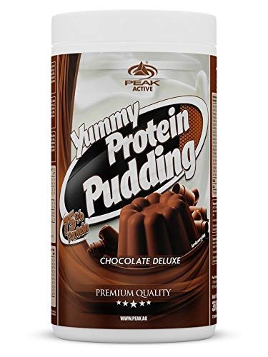 Yummy Protein Pudding Chocolate Deluxe (360g)