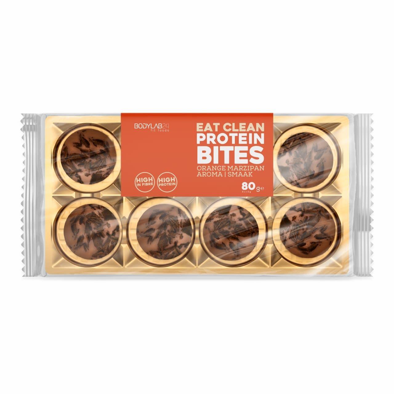 Eat Clean Protein Bites - 80g - Orange-Marzipan (Weihnachts-Edition)