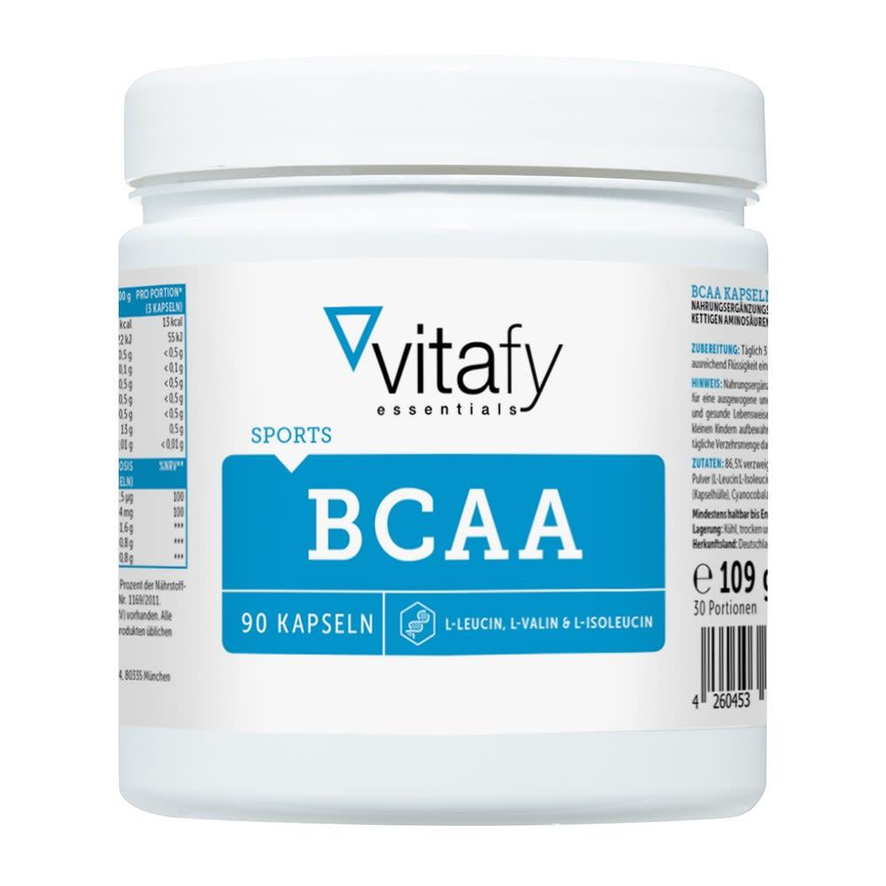 BCAA (90 Kapseln)