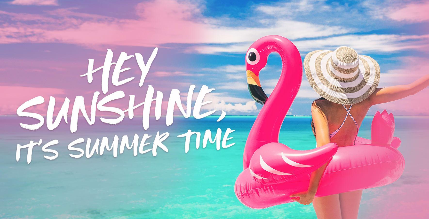 Hello Summer Body