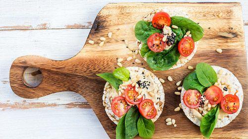 Pfiffige Snacks für zwischendurch - Tipps von Willeke Zorg