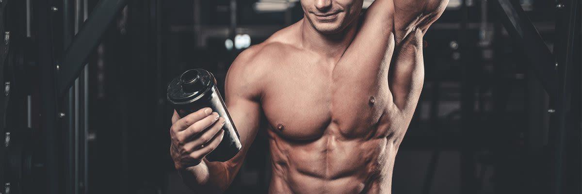 Aufbau schlanke Muskelmasse mit Bodylab24