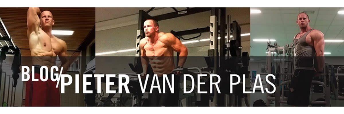 Banner Trainieren mit Pieter