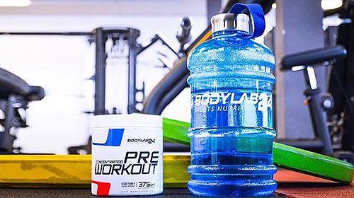 Pre-Workouts für den trockenen Muskelaufbau