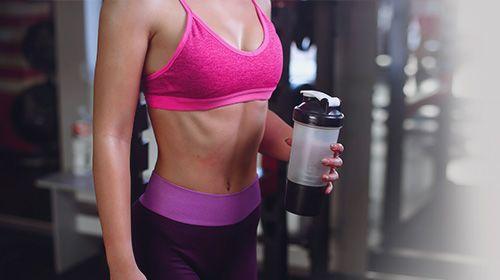 Protein-Shakes für Frauen