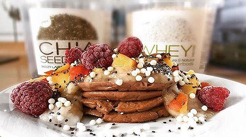Whey zum Frühstück
