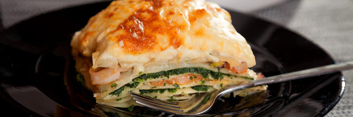 1500x500px Lachs Spinat Lasagne