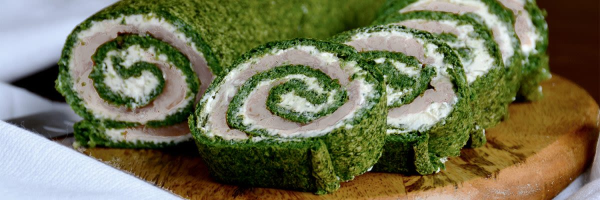 1500x500px Spinat-Thunfisch-Rolle