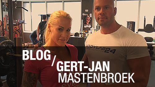 Gert-Jan Mastenbroek und seine Wettkampfvorbereitung - Zwischenbericht Teil III