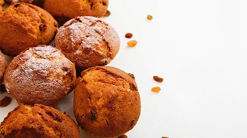 Karotten Chia Muffin