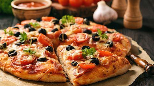 LowCarb Pizza für Abnehmwillige