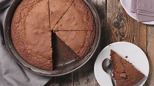 Mikrowellen Schoko-Kuchen mit Protein