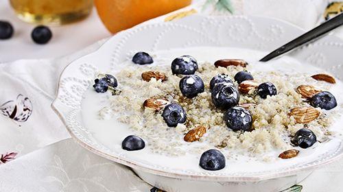 Quinoa-Frühstück