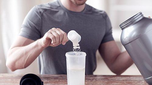 Wie häufig sollte man einen Protein-Shake nutzen?
