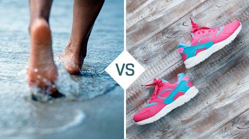 Barfuß vs. Schuhe beim Gewichtheben