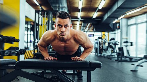HST für das Muskelwachstum