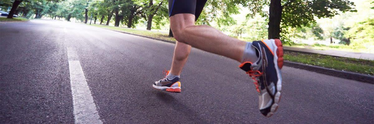 Motivation beim Laufen
