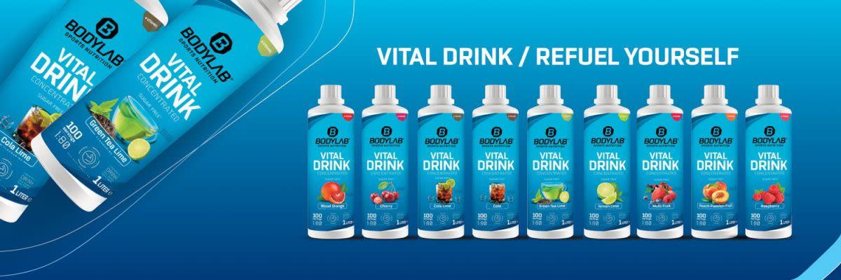 neuer Vital Drink