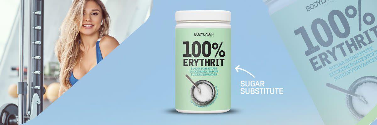 100% Erythrit von Bodylab24