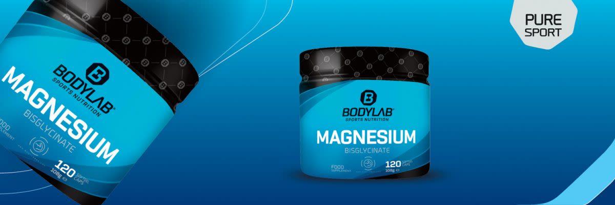 Magnesium Bisglycinate Kapseln