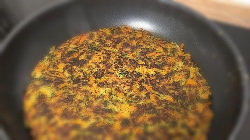 Zucchini Karotten Puffer bei Bodylab24