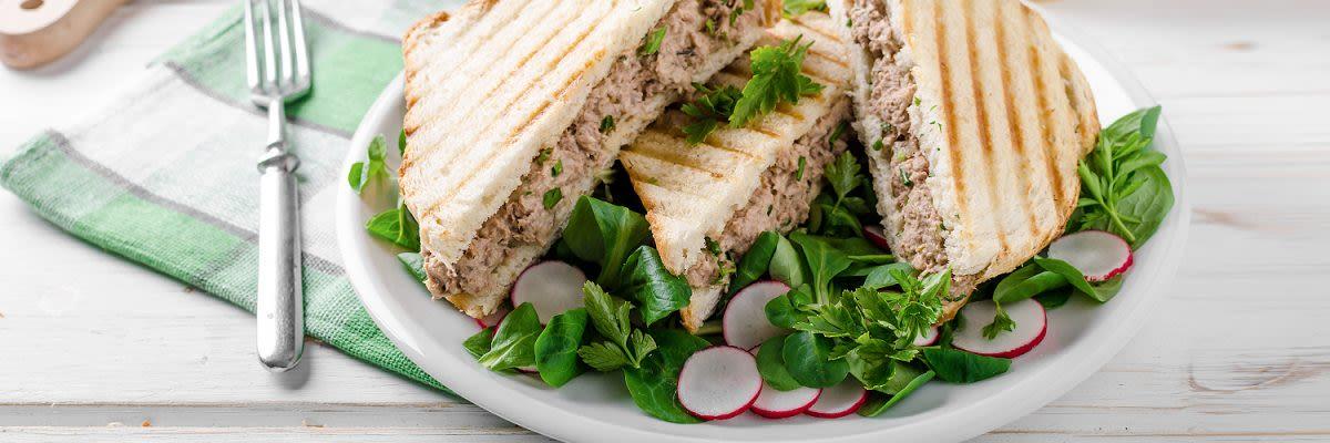 Sandwich met tonijn