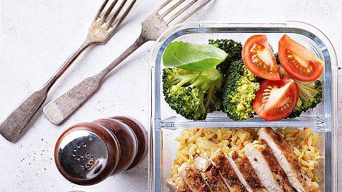 Ovenschotel met groente en kipfilet
