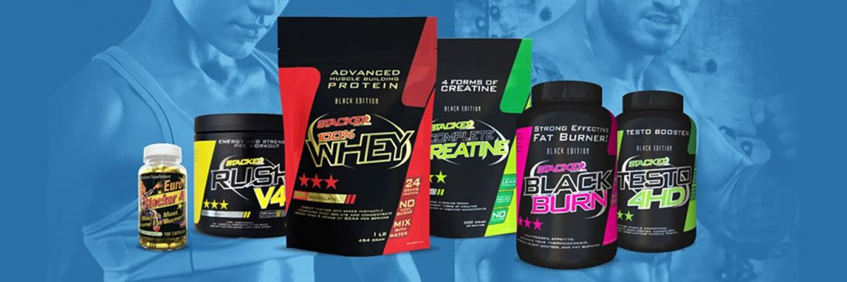stacker product range