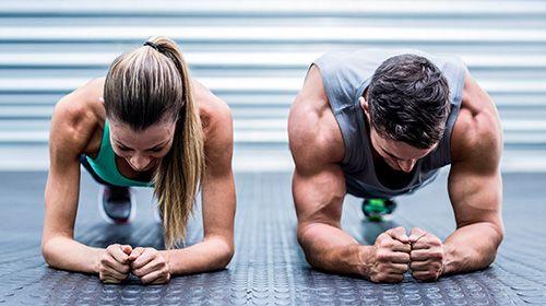 Sportvoeding en supplementen voor meer spiermassa