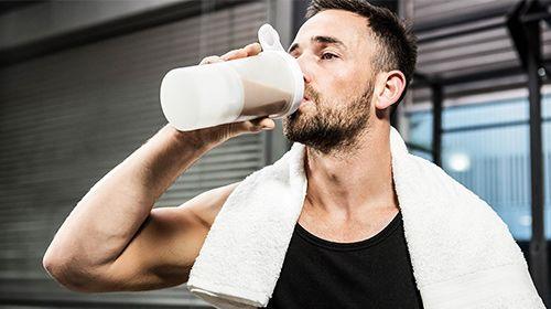 Soja protein vs. Whey protein