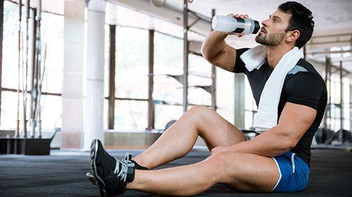 Zo stel je je eigen pre-workout samen