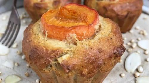 Abrikozen muffins