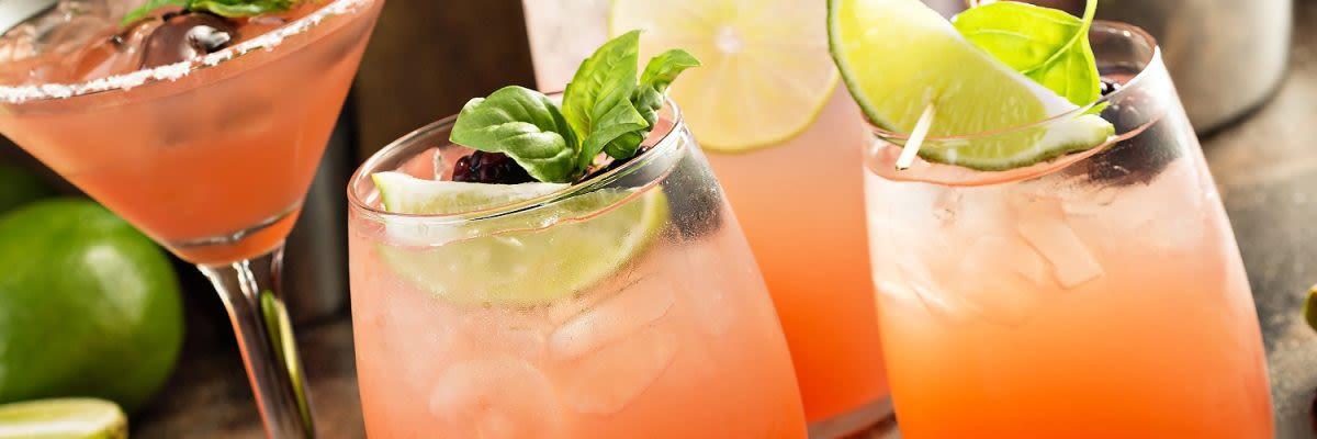 Grapefruit Margarita met wei